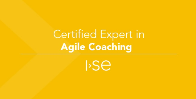 Certified Expert in Agile Coaching