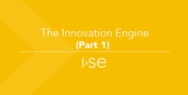 The Innovation Engine (Part 1)