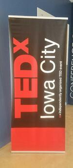 TEDx Iowa City Banner
