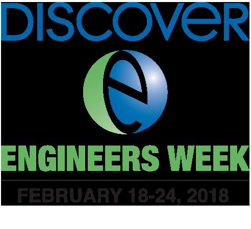 2018 Engineers Week Logo