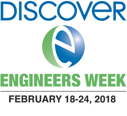 2018 Engineers Week Logo
