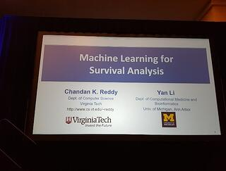 Machine Learning for Survival Analysis