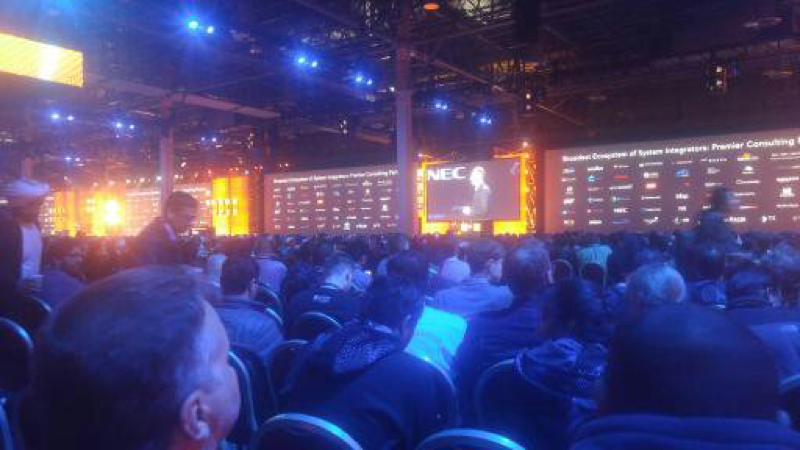AWS Conference Keynote