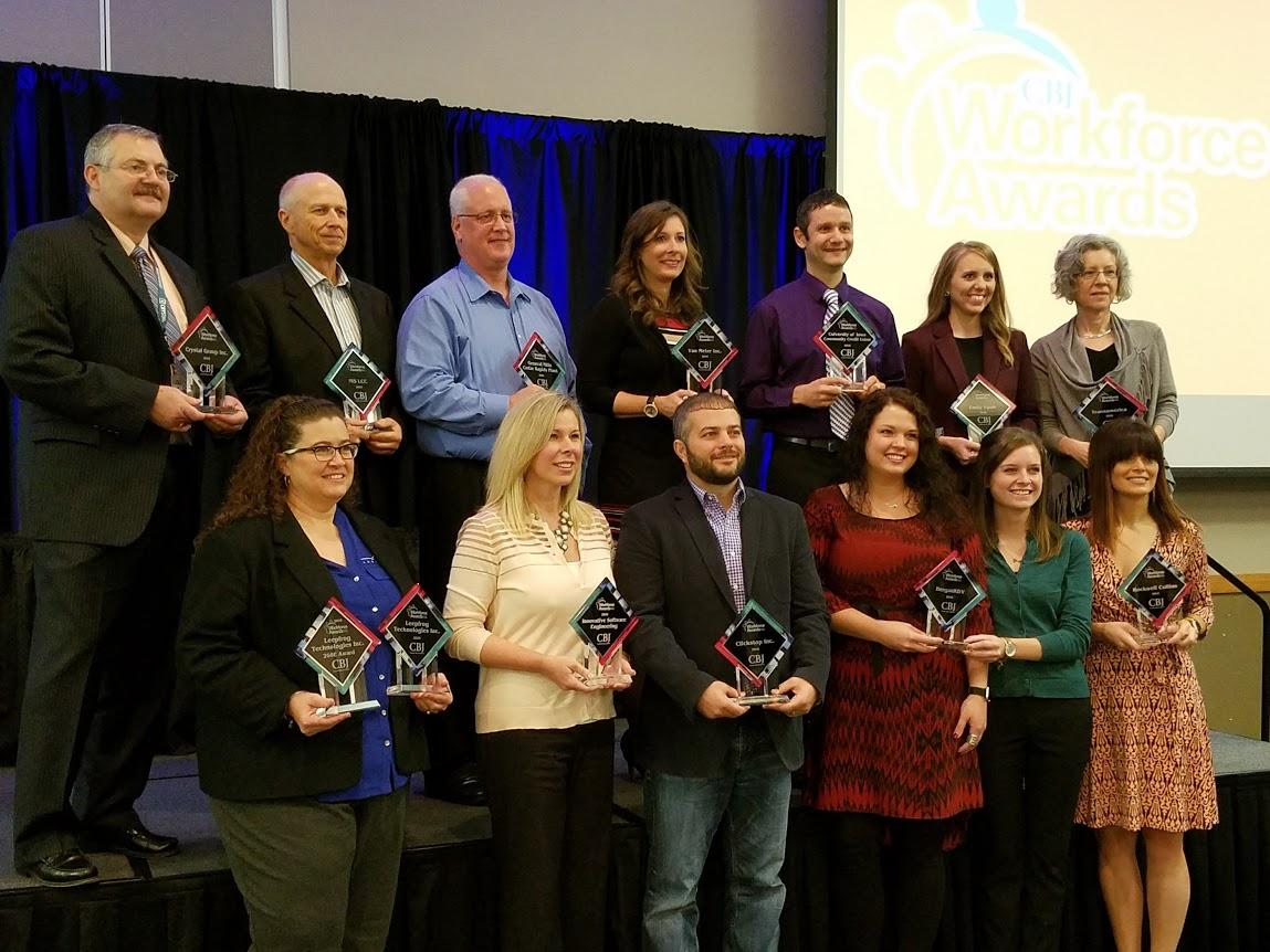 CBJ Workforce Awards Best Internship Program