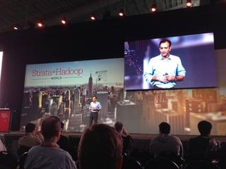Stata + Hadopp Big Data Conferece
