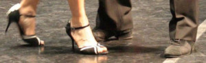 Dancers' Feet- Comparing Tango to Agile