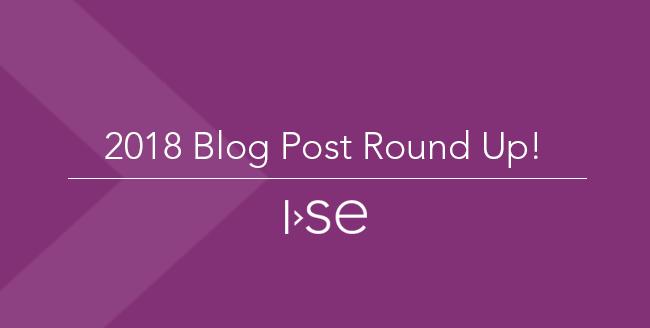 2018 Blog Post Round Up!