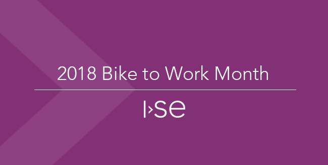 2018 Bike to Work Month