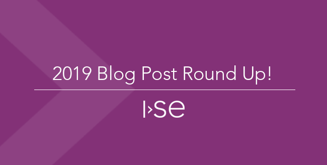 2019 Blog Post Round Up!