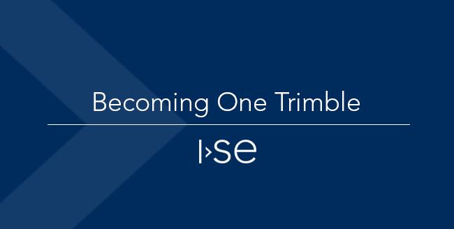 Becoming One Trimble