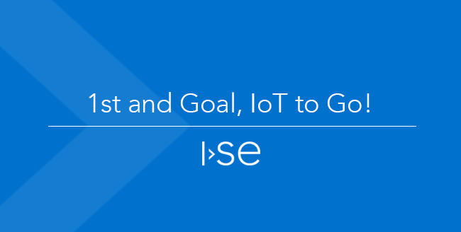 1stand Goal, IoT to Go!