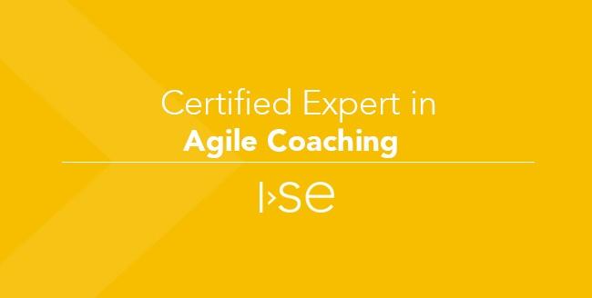 Certified Expert in Agile Coaching