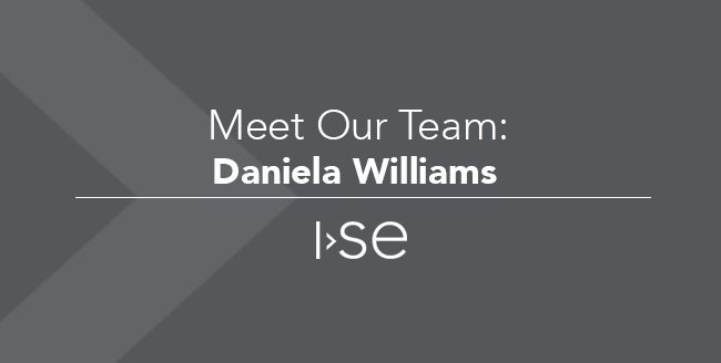 Meet Our Team: Daniela Williams