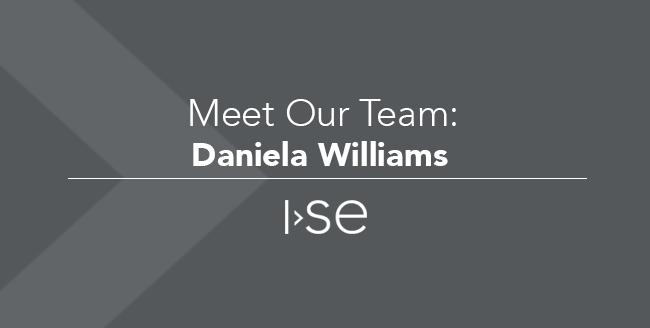 Meet Our Team: Daniela Williams