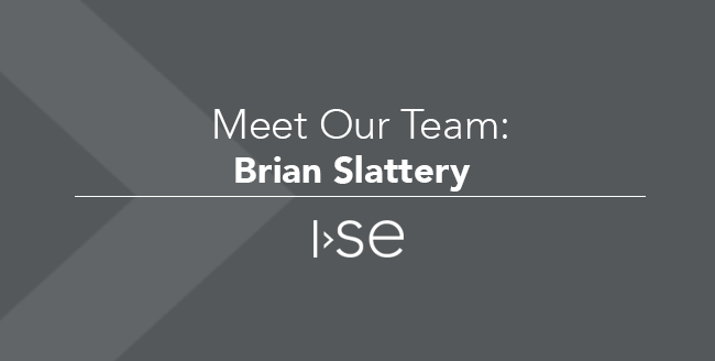 Meet Our Team: Brian Slattery