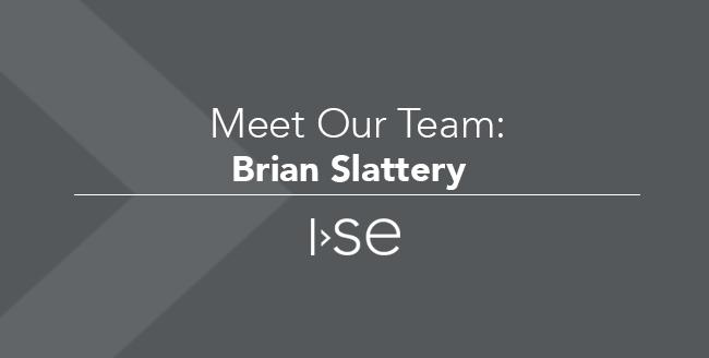 Meet Our Team: Brian Slattery