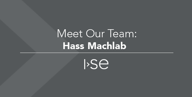 Meet Our Team: Hass Machlab