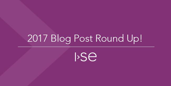 2017 Blog Post Round Up!