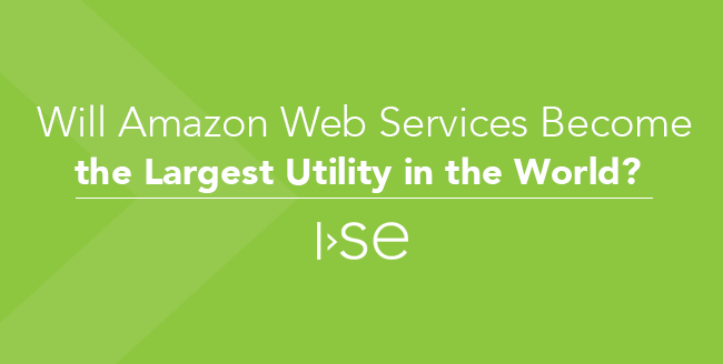 Will Amazon Web Services (AWS) Become the Largest Utility in the World?
