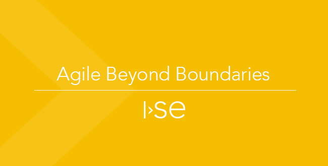 Agile Beyond Boundaries