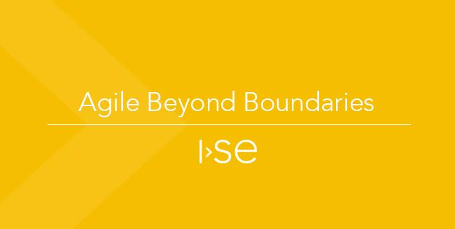 Agile Beyond Boundaries