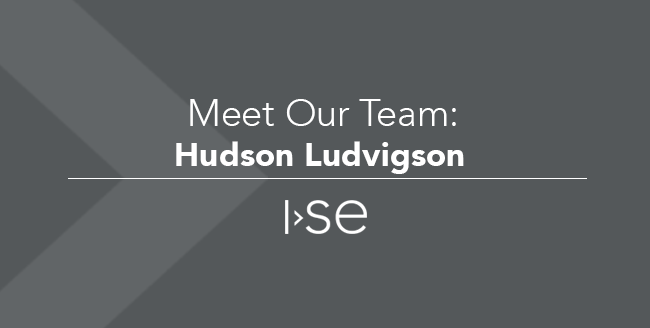 Meet Our Team: Hudson Ludvigson