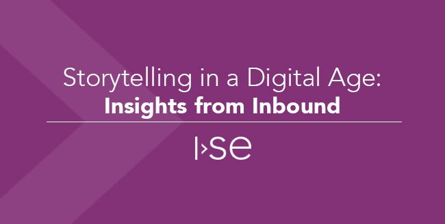 Storytelling in a Digital Age: Insights from Inbound