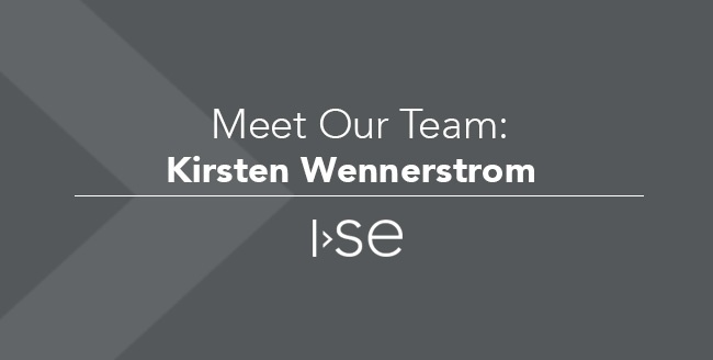 Meet Our Team: Kirsten Wennerstrom