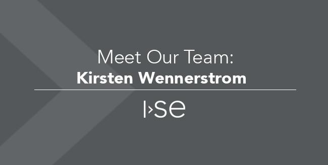 Meet Our Team: Kirsten Wennerstrom