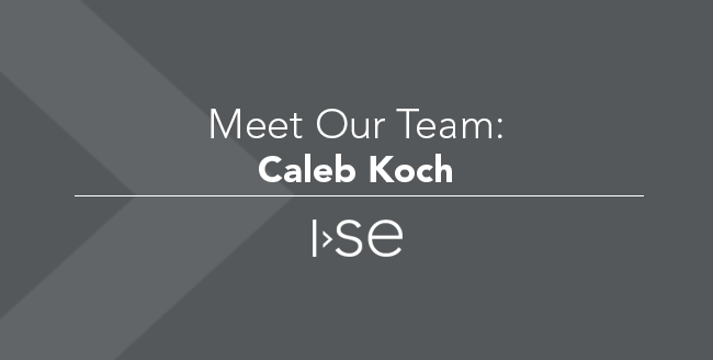Meet Our Team: Caleb Koch