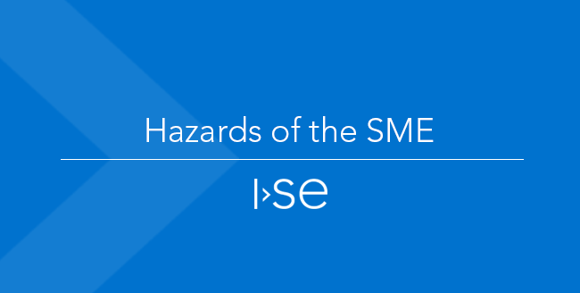 Hazards of the SME