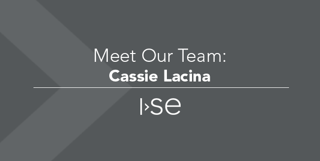 Meet Our Team: Cassie Lacina
