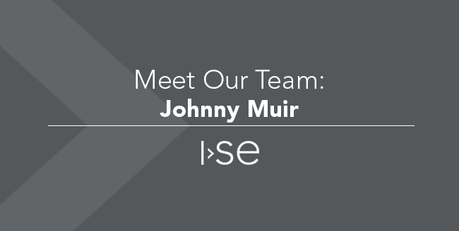 Meet Our Team: Johnny Muir