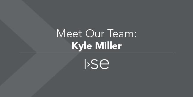 Meet Our Team: Kyle Miller
