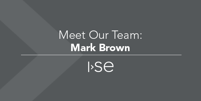 Meet Our Team: Mark Brown