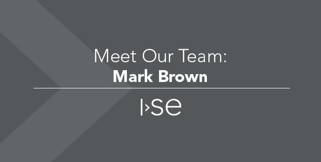 Meet Our Team: Mark Brown