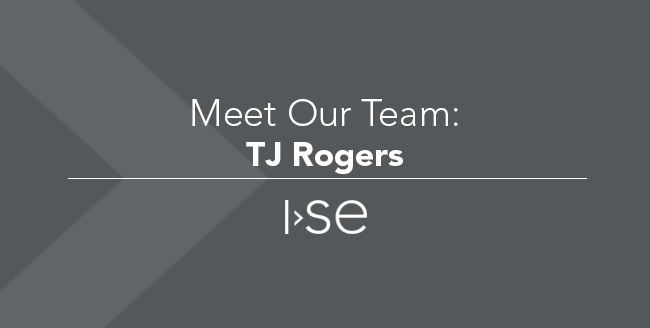 Meet Our Team: TJ Rogers
