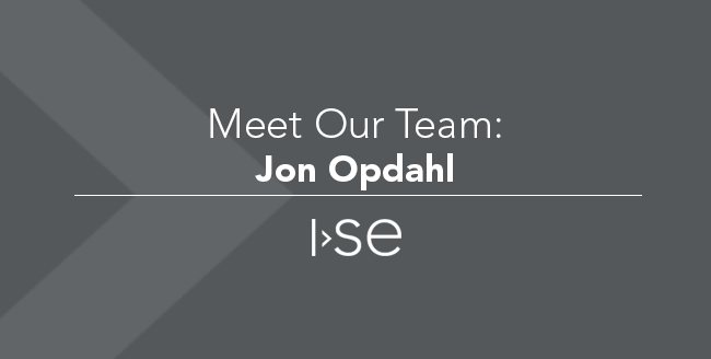 Meet Our Team: Jon Opdahl