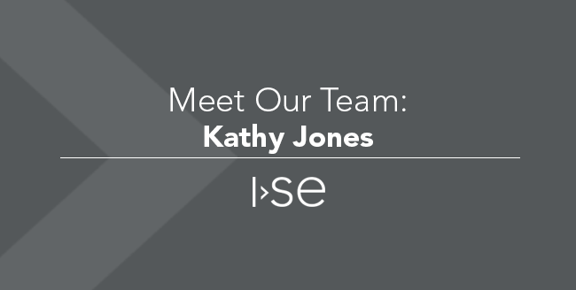 Meet Our Team: Kathy Jones