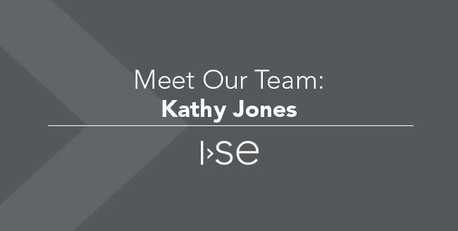 Meet Our Team: Kathy Jones