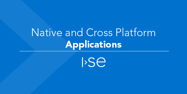 Native and Cross Platform Applications