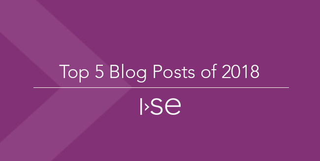 Top 5 Blog Posts of 2018