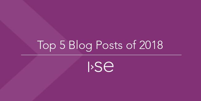 Top 5 Blog Posts of 2018